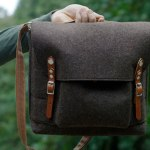 The Commuter Satchel by Sketchbook Crafts