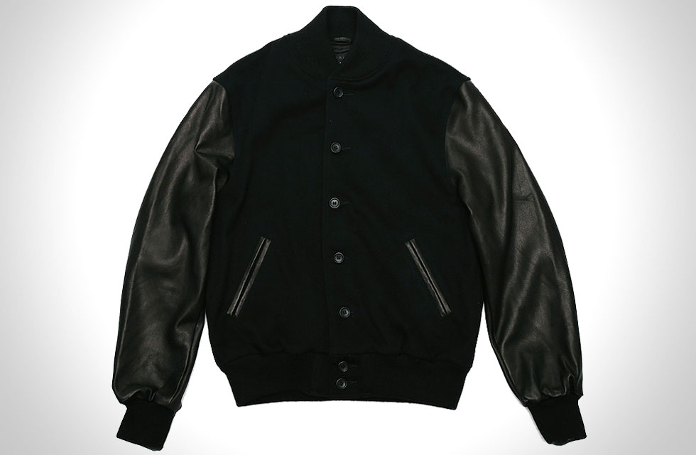 UNIS LORO PIANA BOMBER JACKET