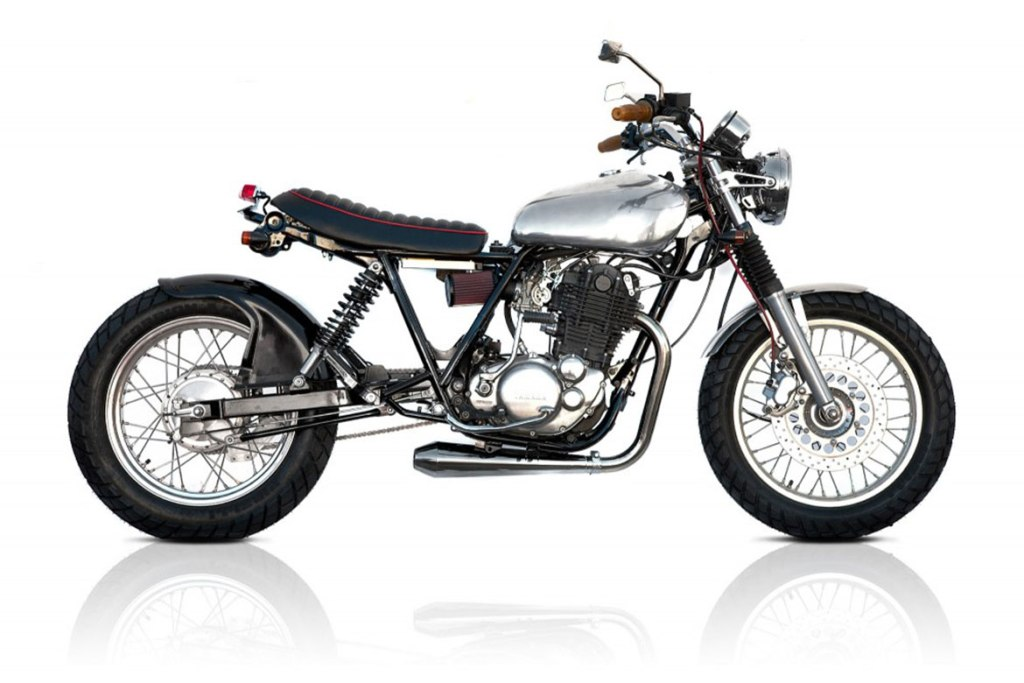 Deus SR400 Long Tracker