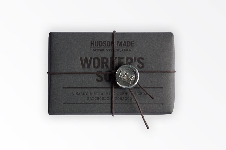 HUDSON MADE: WORKER'S SOAP