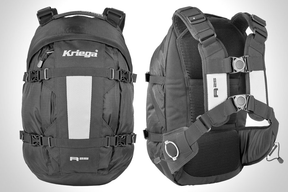 KRIEGA R25 MOTORCYCLE BACKPACK
