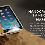 Grove Wood Case for iPad