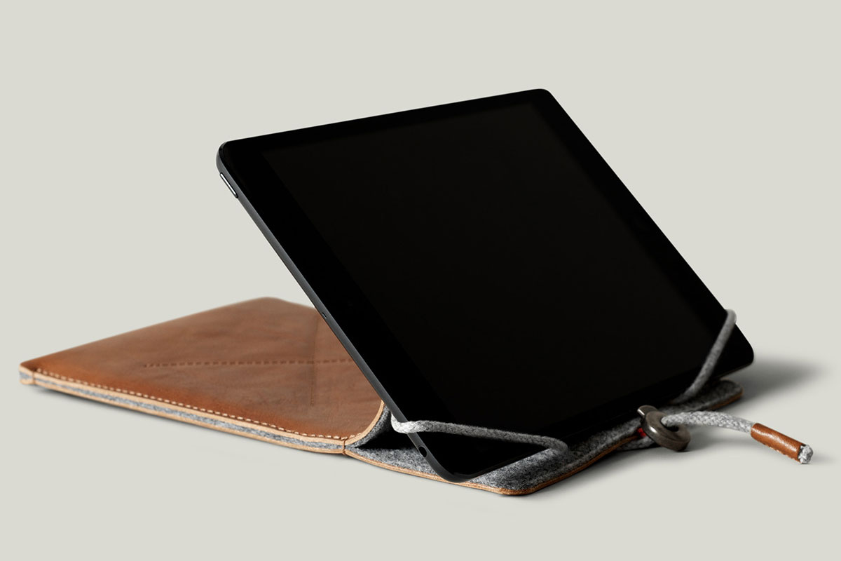 HARD GRAFT DRAW IPAD CASE & STAND
