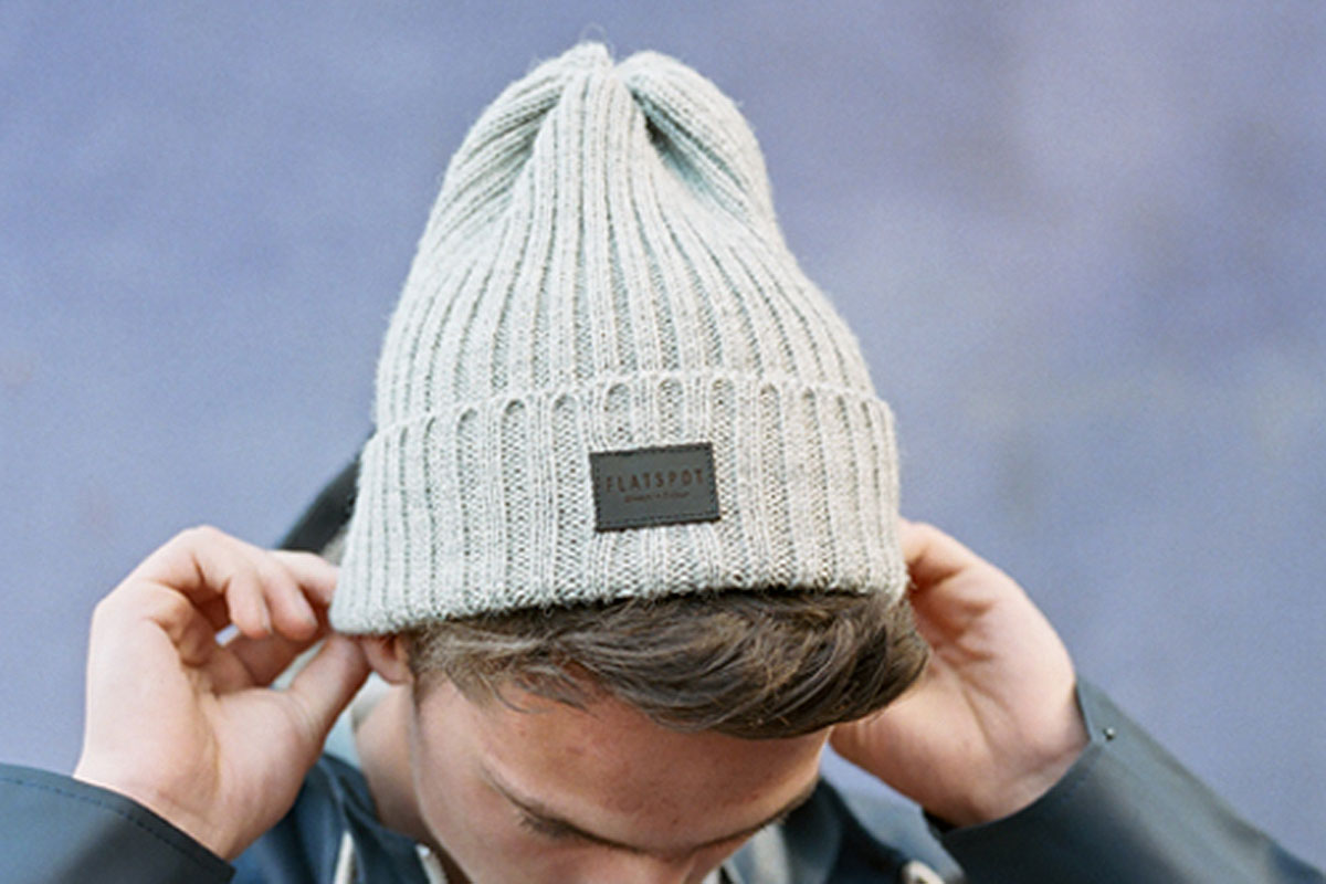 FLATSPORT AIC WOOL WATCHCAP