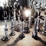 SALVAGED MOTORCYCLE LAMPS BY CLASSIFIED MOTO