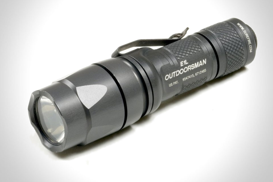 SUREFIRE OUTDOORSMAN EL1 LIGHT