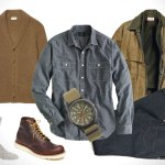 CLASSIC WINTER MENS WEAR
