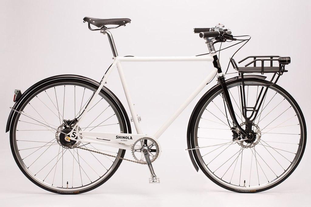 SHINOLA RUNWELL DI2 LIMITED EDITION BICYCLE