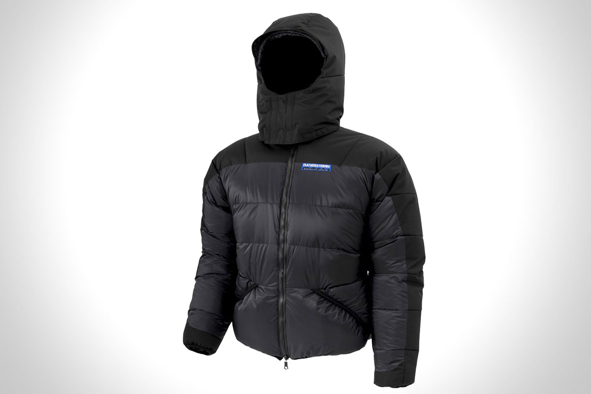 best mens winter coats | Feathered Friends Volant Parka