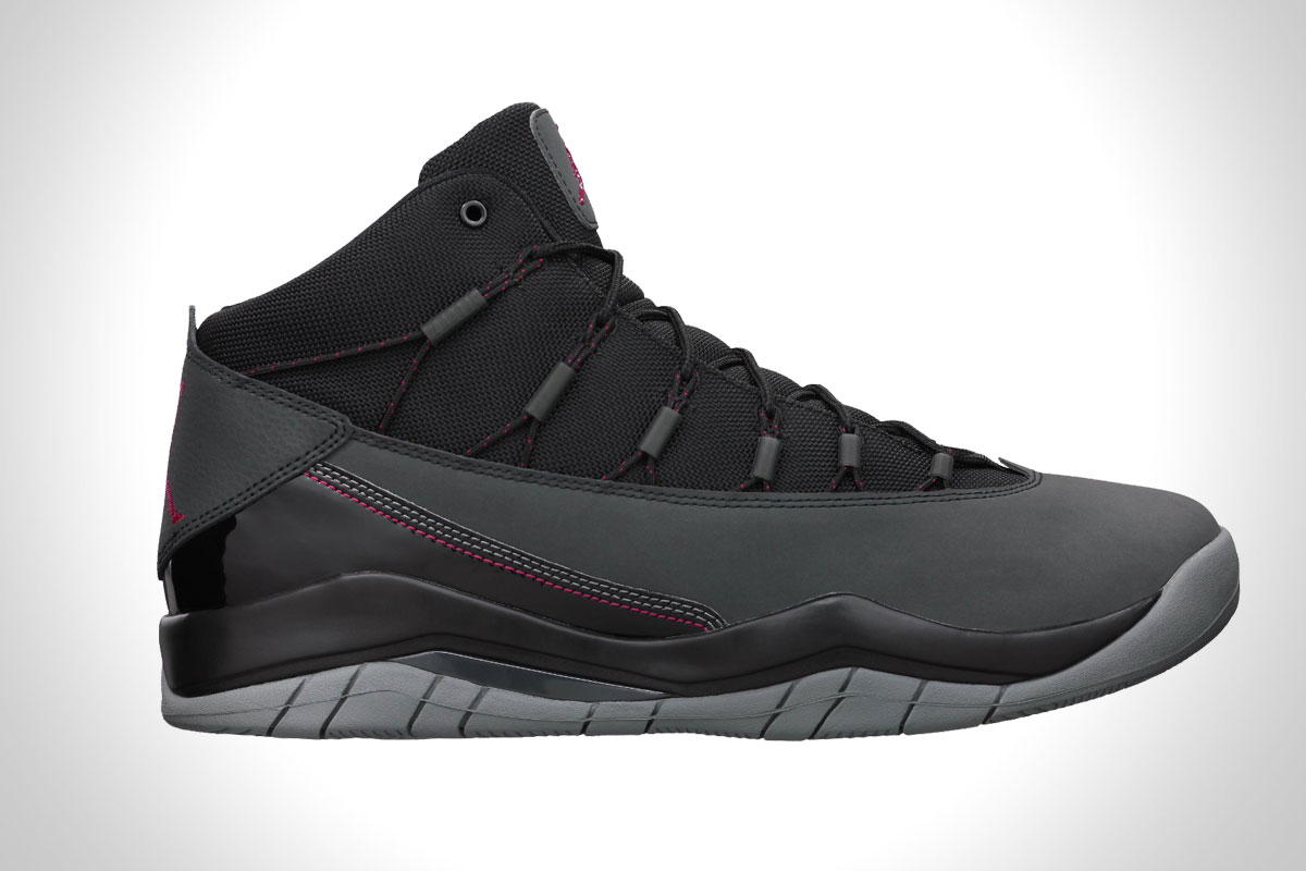 JORDAN PRIME FLIGHT ANTHRACITE