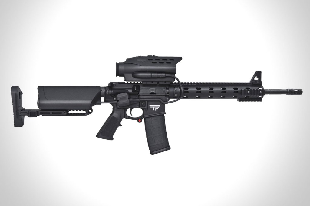 TRACKINGPOINT PRECISION GUIDED SEMI-AUTOMATIC RIFLE