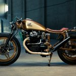 HONDA CX500 BY KINGSTON CUSTOMS