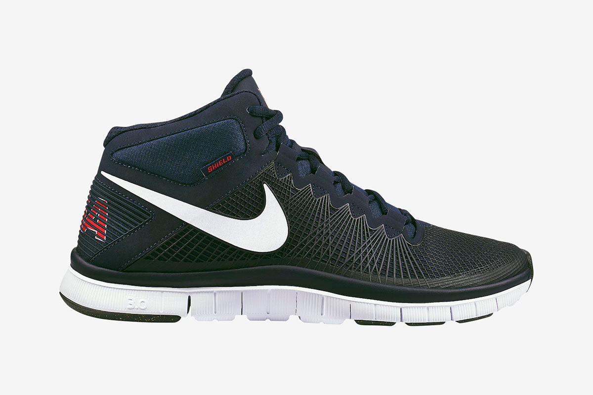 "NIKE FREE TRAINER 3.0 MID SHIELD ""USA"""