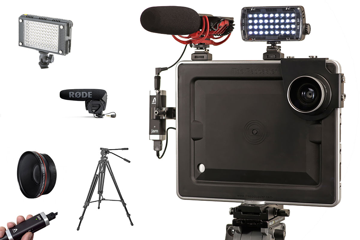 THE PADCASTER