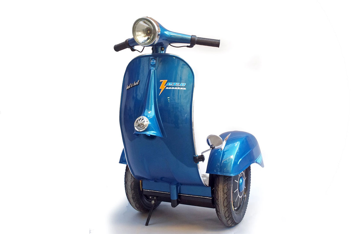 VESPA ZERO ELECTRIC SCOOTER BY BEL & BEL