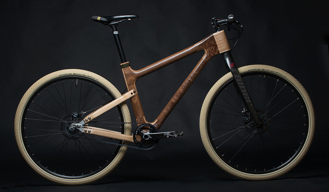 GRAINWORKS ANALOGONE.ONE CUSTOM BICYCLE