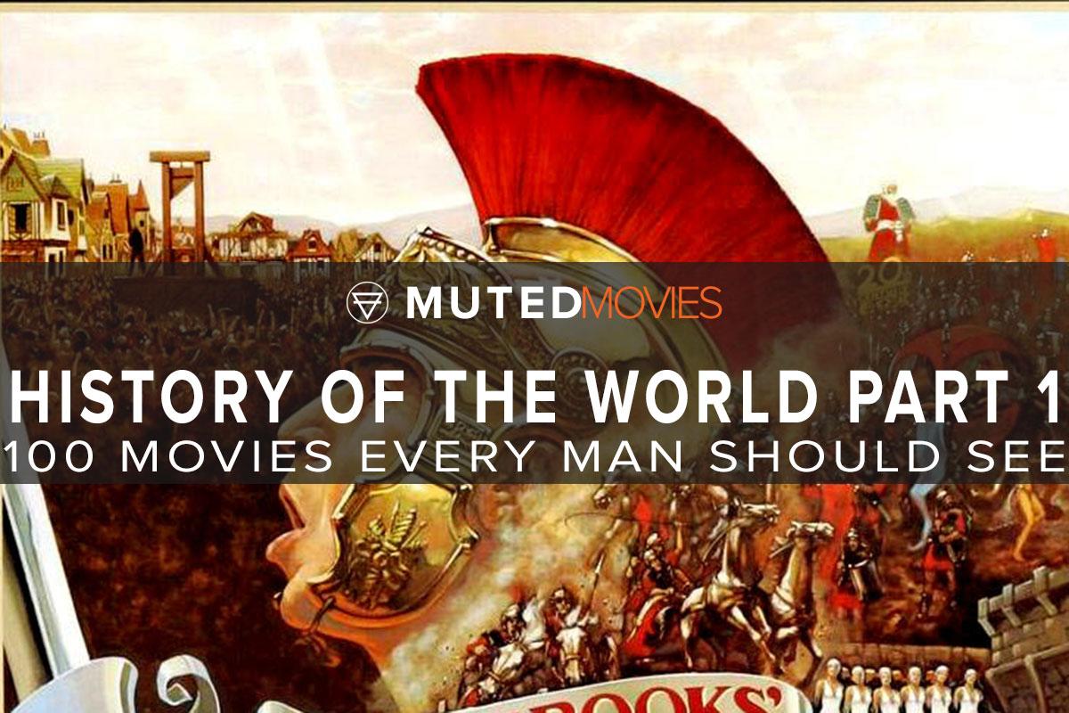 Mel Brooks History Of The World Part 1