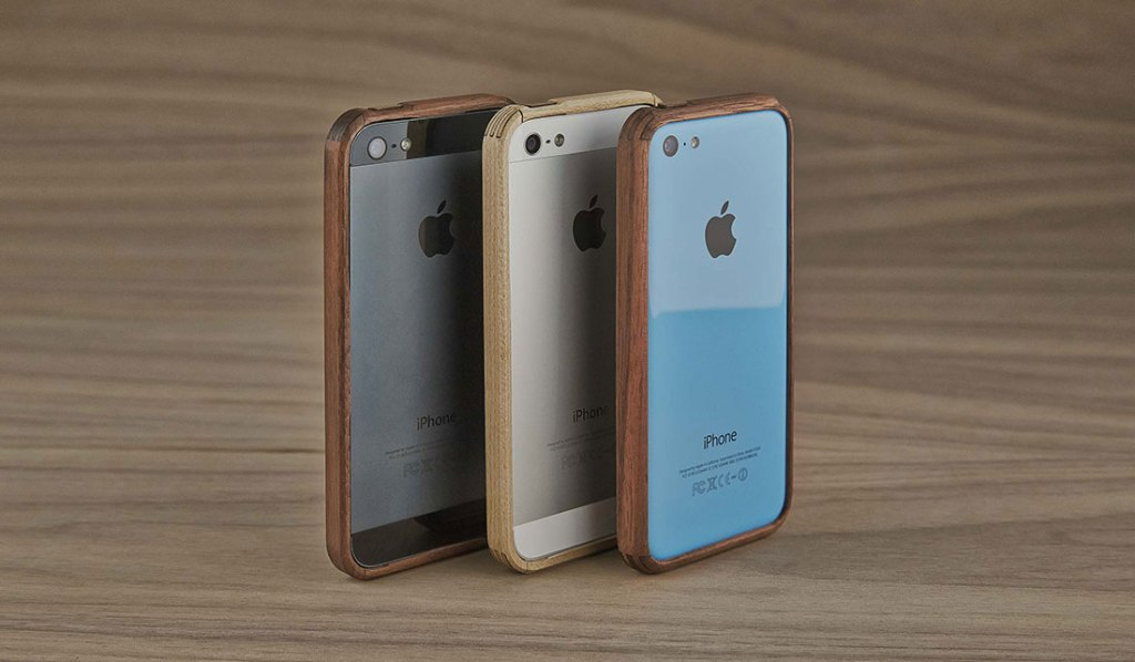 GROVEMADE CREATES THE WORLD'S FIRST ALL-WOOD IPHONE BUMPER