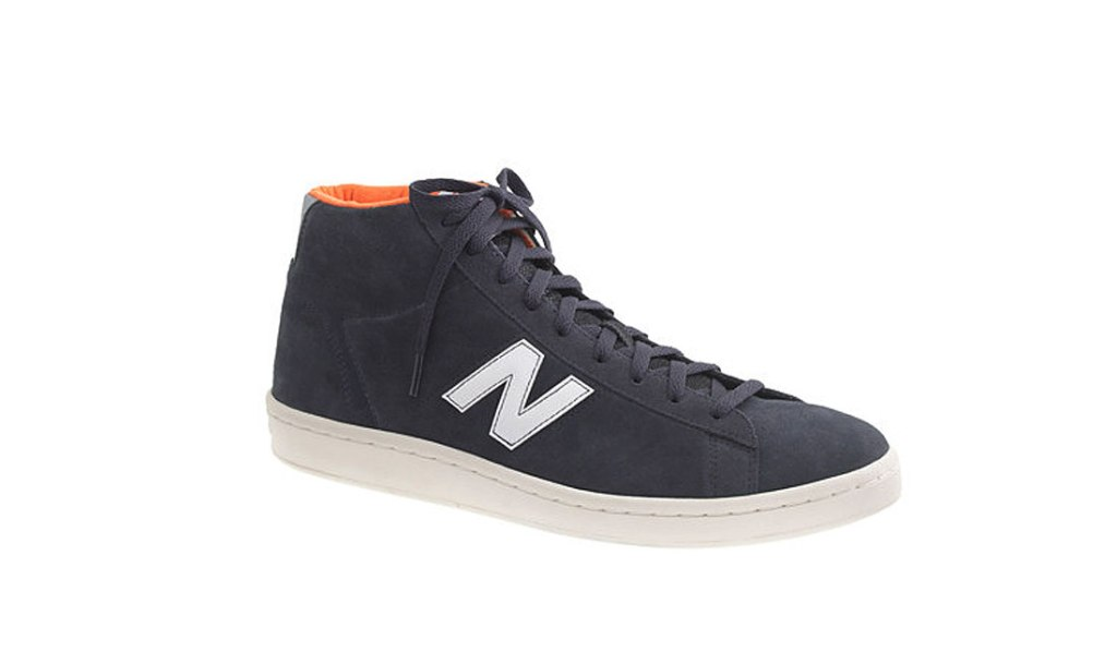 NEW BALANCE 891 HIGH-TOP SNEAKERS