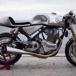 NORTON COMMANDO 961 METAL SLUG MOTORCYCLE BY FMW