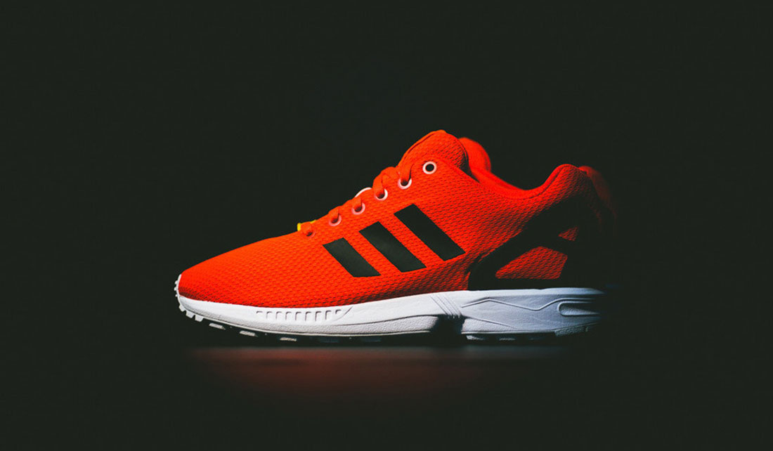 ADIDAS ORIGINALS ZX FLUX INFRARED