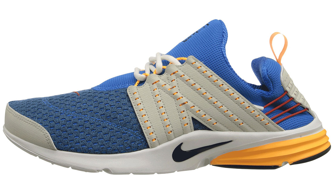 NIKE LUNAR PRESTO – PHOTO BLUE & ATOMIC MANGO