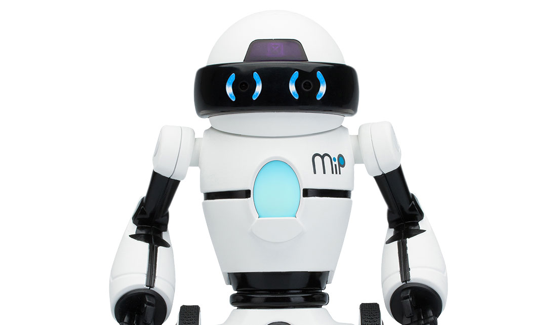 SELF-BALANCING MIP ROBOT COMING THIS SPRING
