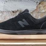 NEW BALANCE NUMERIC STRATFORD 479 - BLACK & MAGNET GREY