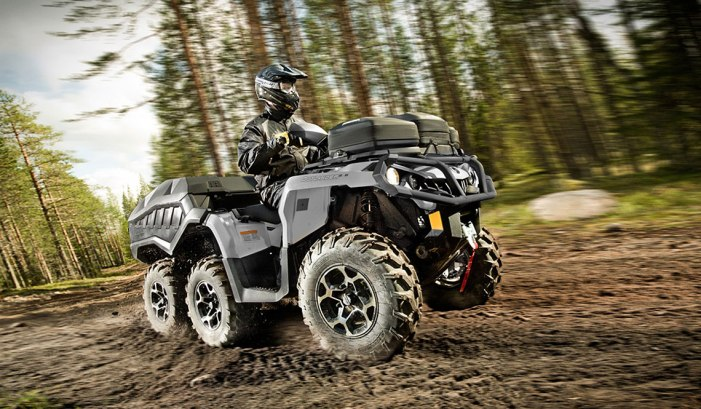 CAN-AM OUTLANDER 6X6 ATV