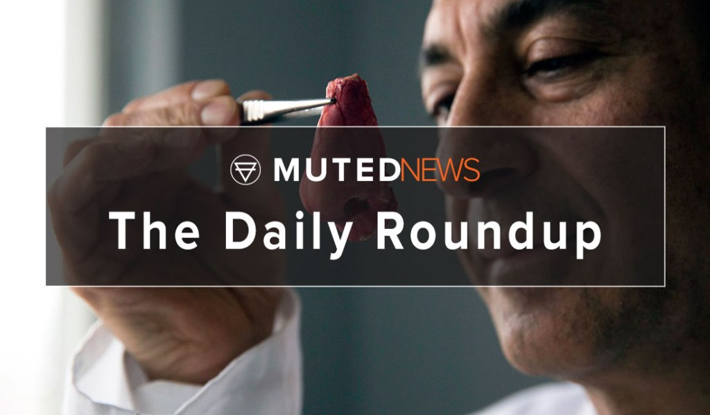 MUTED | The Daily Roundup