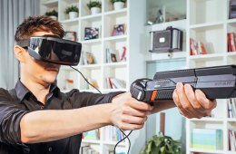 ANTVR KIT: ALL-IN-ONE UNIVERSAL VIRTUAL REALITY KIT