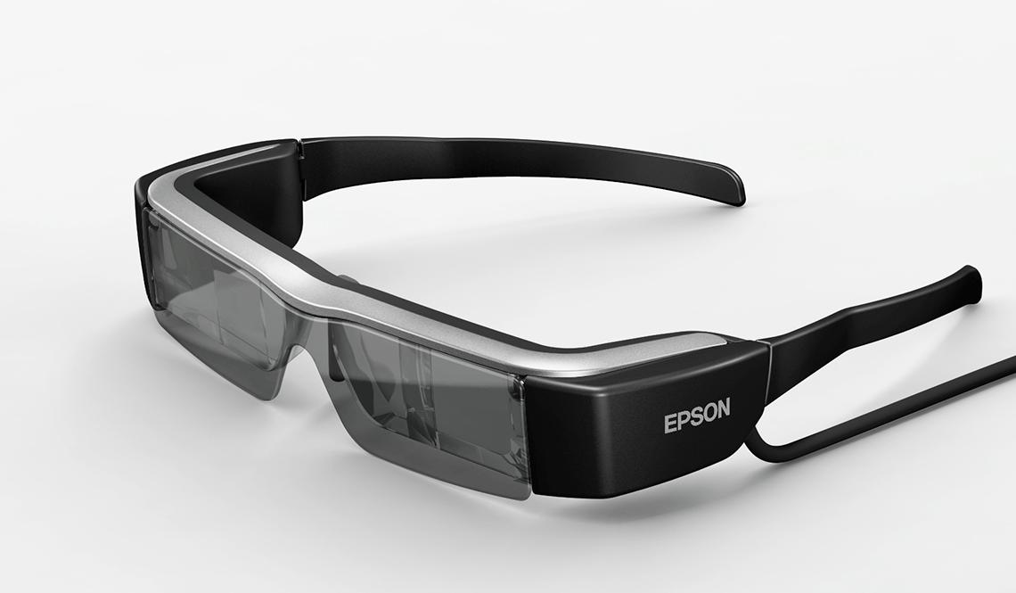EPSON MOVERIO BT-200