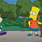 THE SIMPSONS AND FAMILY GUY TO CROSSOVER THIS FALL