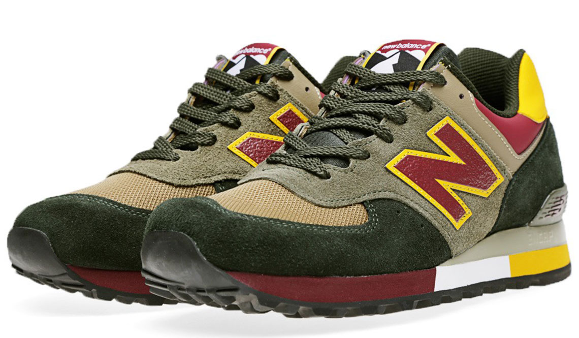NEW BALANCE M576EKG - MADE IN ENGLAND 'THREE PEAKS' - SCAFELL PIKE