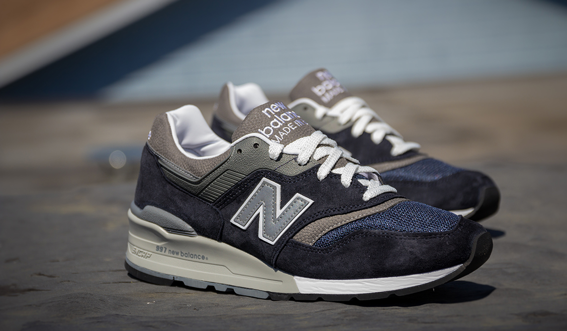 NEW BALANCE 997 – NAVY & GREY