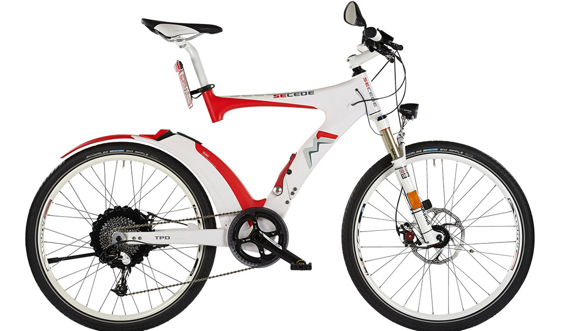 SECEDE S-PEDELEC ELECTRIC BICYCLE