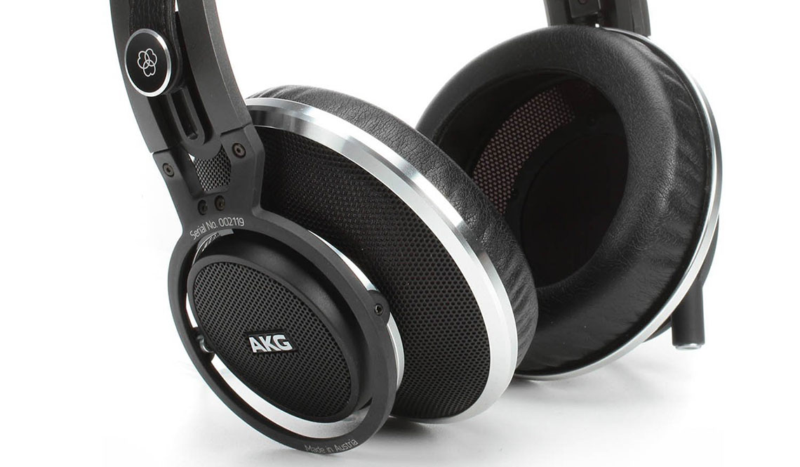 AKG K812 PROFESSIONAL HEADPHONES