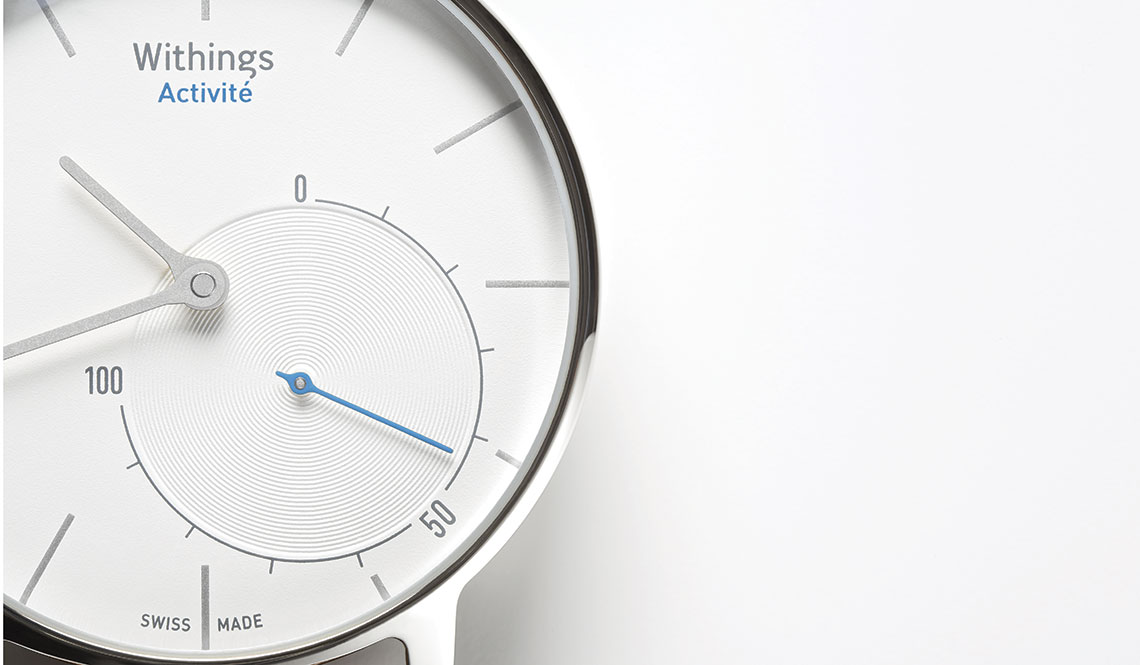 WITHINGS ACTIVITÉ ACTIVITY TRACKING WATCH