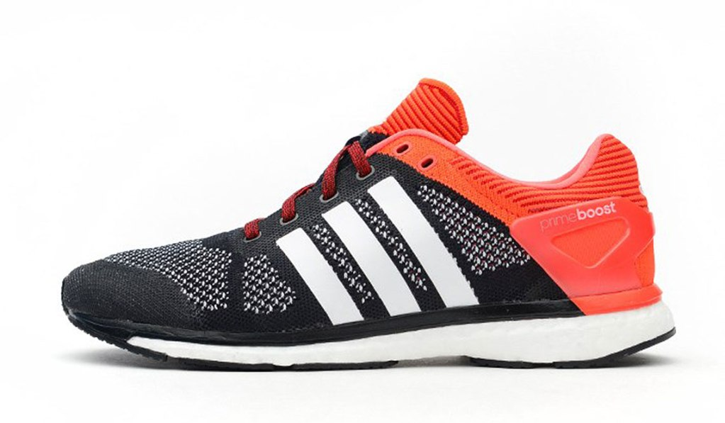 ADIDAS ADIZERO PRIME BOOST – BLACK & RED