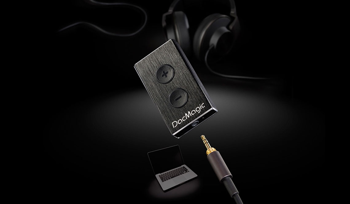 CAMBRIDGE AUDIO DACMAGIC XS HEADPHONE AMP