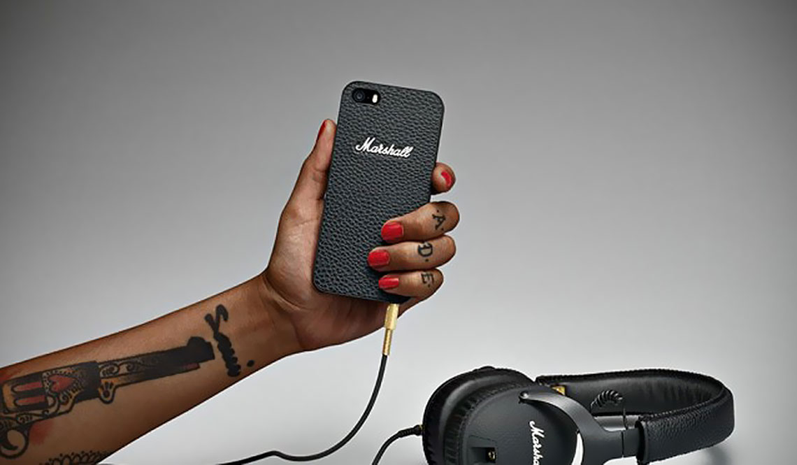 MARSHALL PHONE CASES