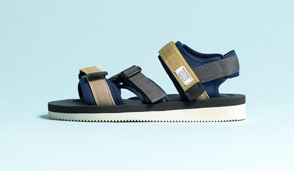NORSE PROJECTS X SUICOKE MENS SUMMER SANDALS