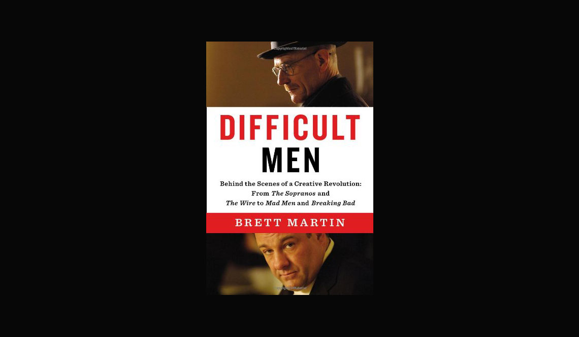Difficult Men Book Muted