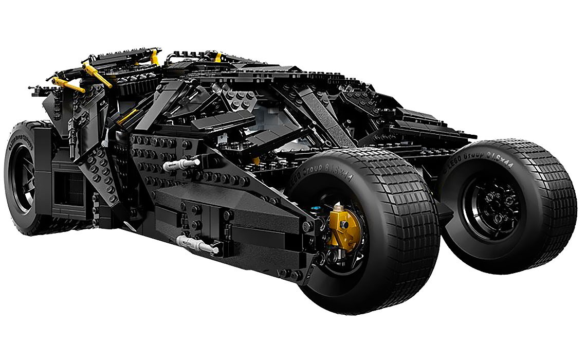 LEGO 'THE DARK KNIGHT' TUMBLER