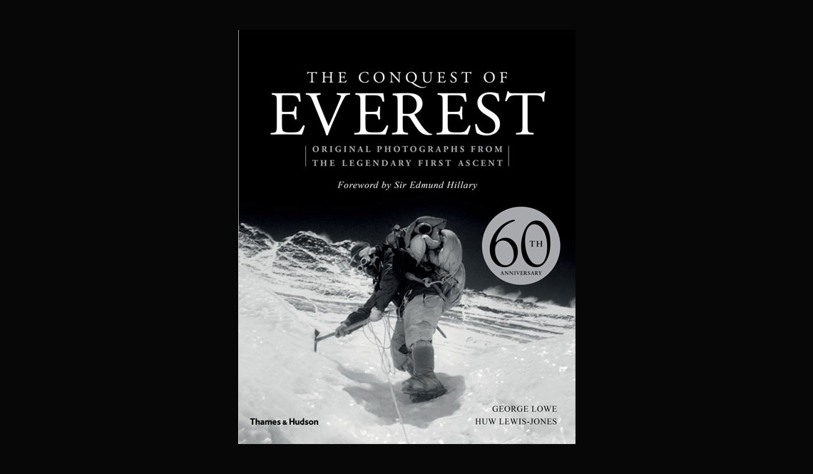 The Conquest of Everest Book