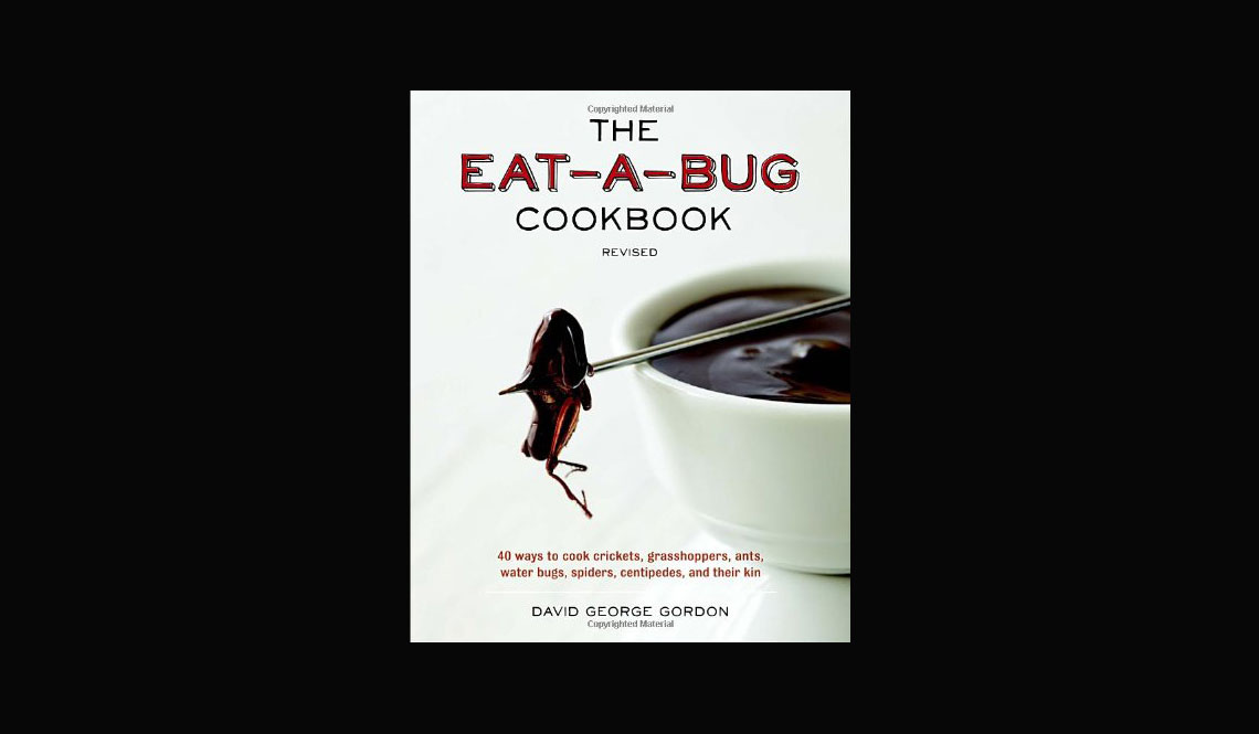 The Eat A Bug Cookbook