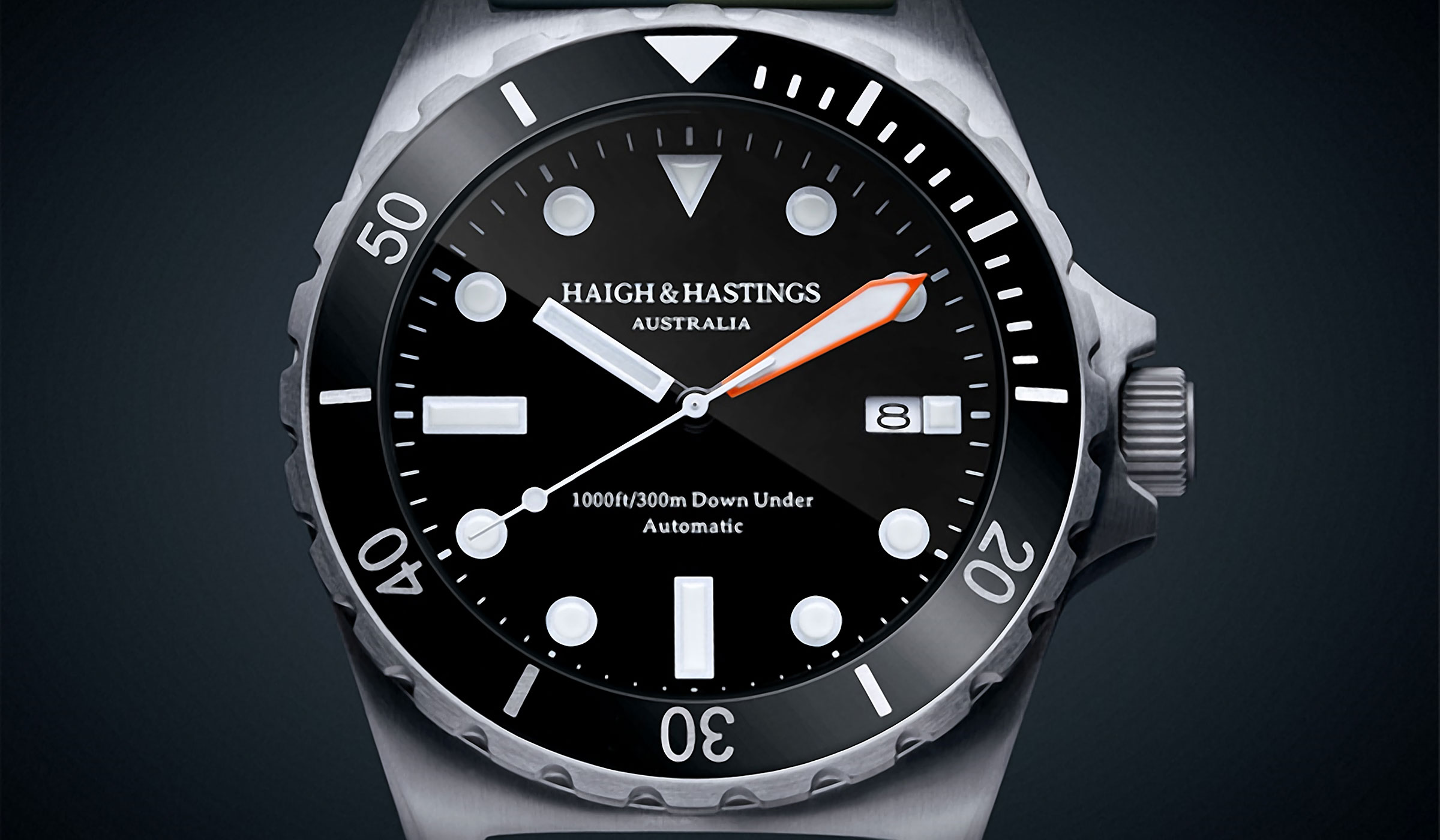 M2 DIVER BY HAIGH & HASTINGS