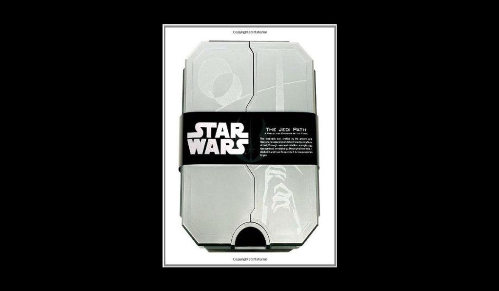 The Jedi Bath Book