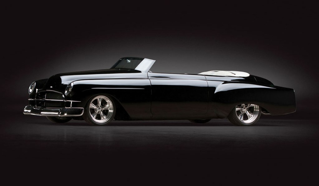 "1949 CADILLAC SERIES 62 CONVERTIBLE CUSTOM ""CAD ATTACK"" BY GREG WESTBURY"
