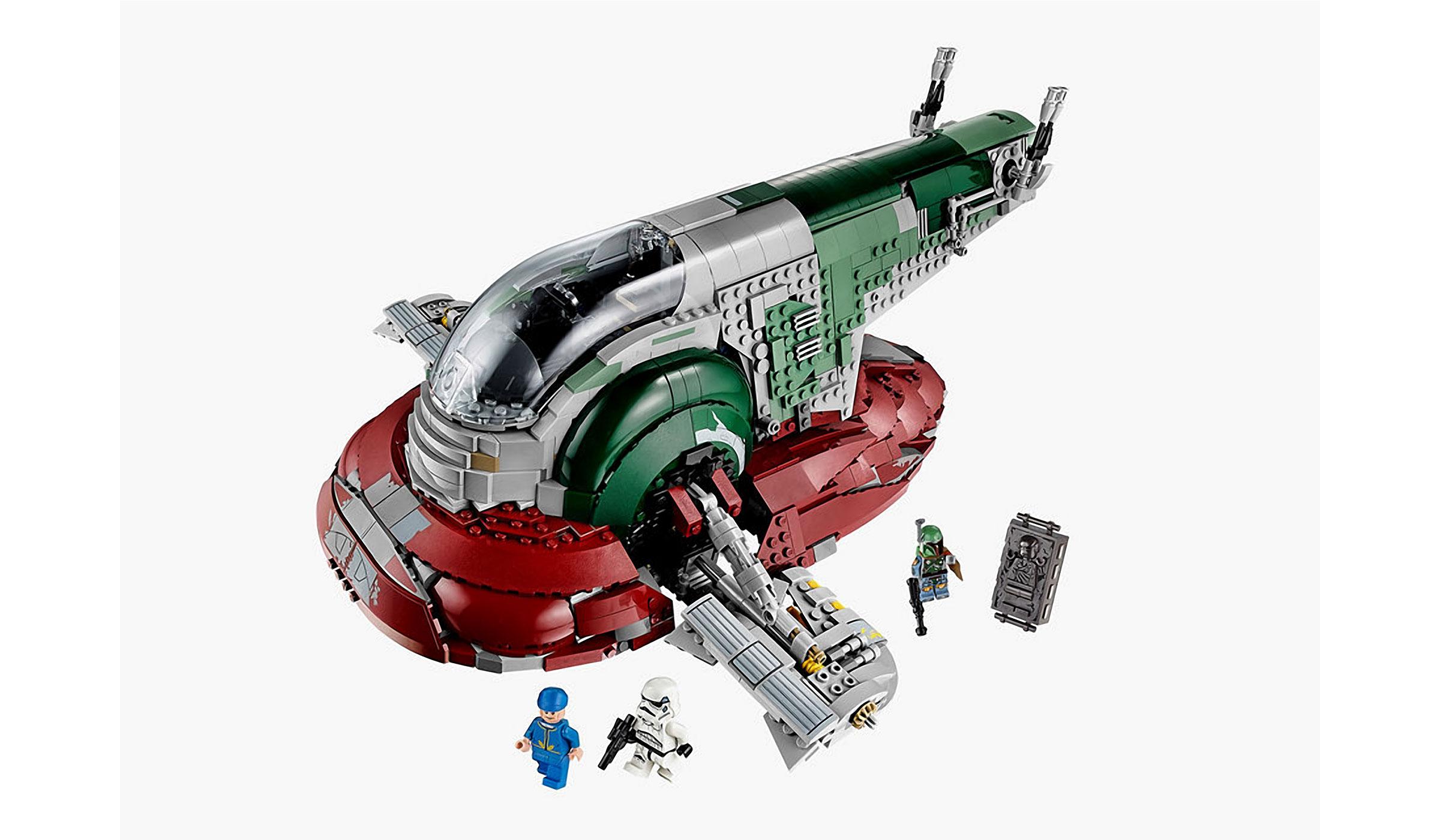 LEGO STAR WARS SLAVE SHIP